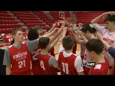 Kingston gears up for first state tournament