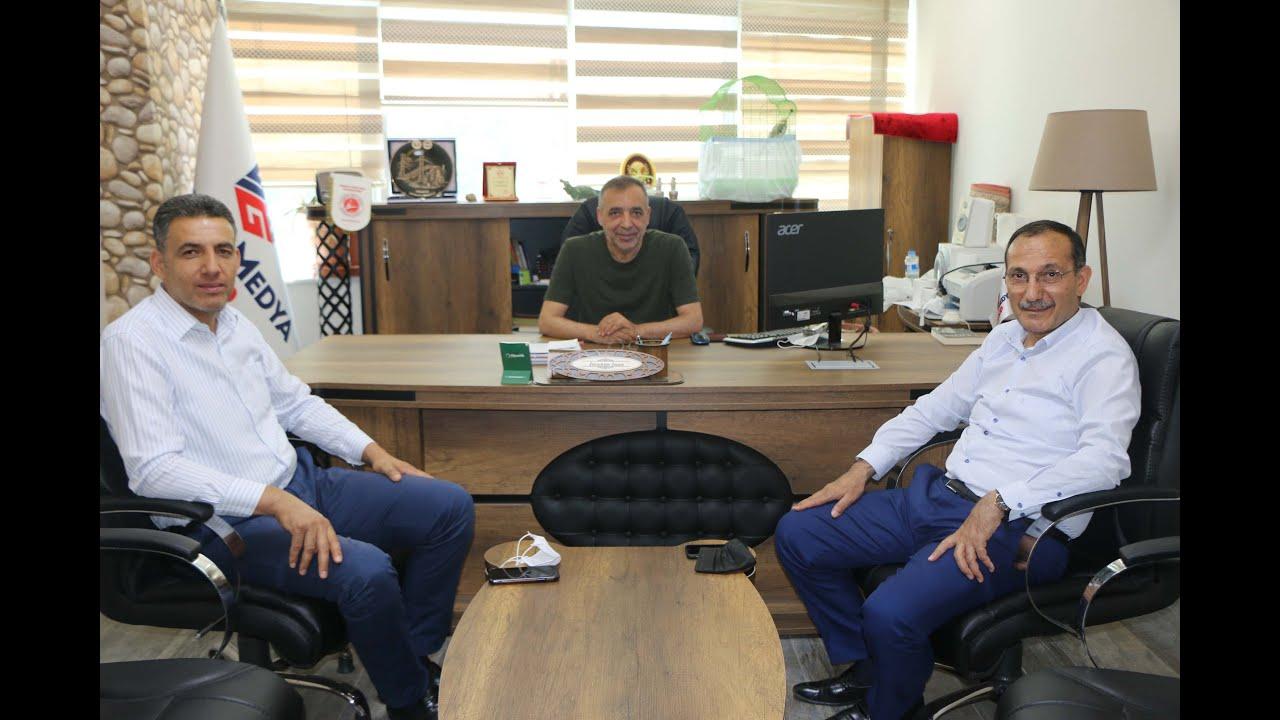 AK Parti İl Başkanı Dağtekin: Perre Haber Ajansı ile gurur duyuyoruz