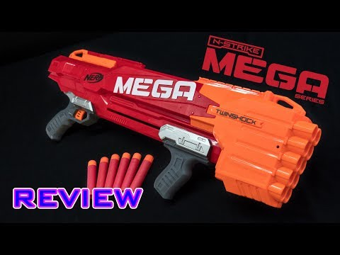[REVIEW] Nerf Mega