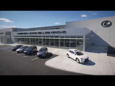 Thompson Lexus Willow Grove >> Experience Amazing At The New Thompson Lexus Willow Grove