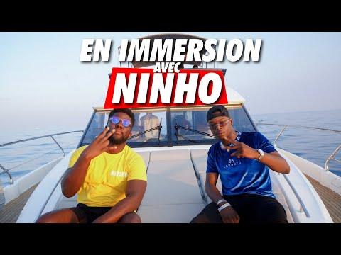 Youtube: En immersion avec Ninho dans le Sud pour le clip de Carbozo 2.0