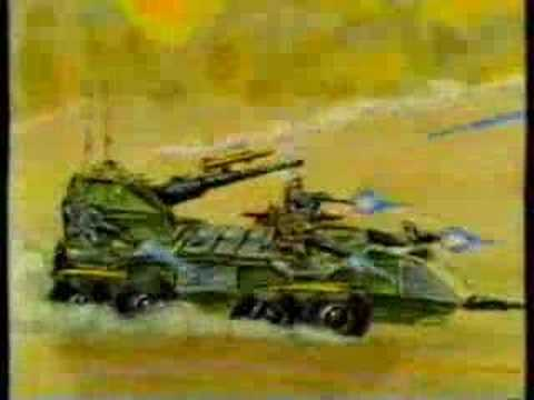 1992 GI Joe Rolling Thunder Toy Commercial