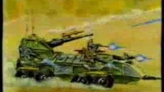 1992 GI Joe Rolling Thunder Toy Commercial