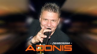 Adonis - Zwariowana (Lyrics Video)