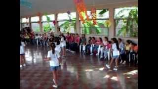 Escuela Ramòn Rosa La Paz Honduras Aniversario, India Bonita, Concurso Corograficos .wmv