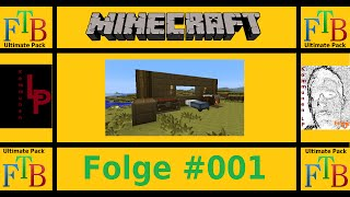 Minecraft FTB Ultimate #001 Alles auf Null