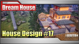 Desain Rumah Manor Level 7 - Lifeafter House Design