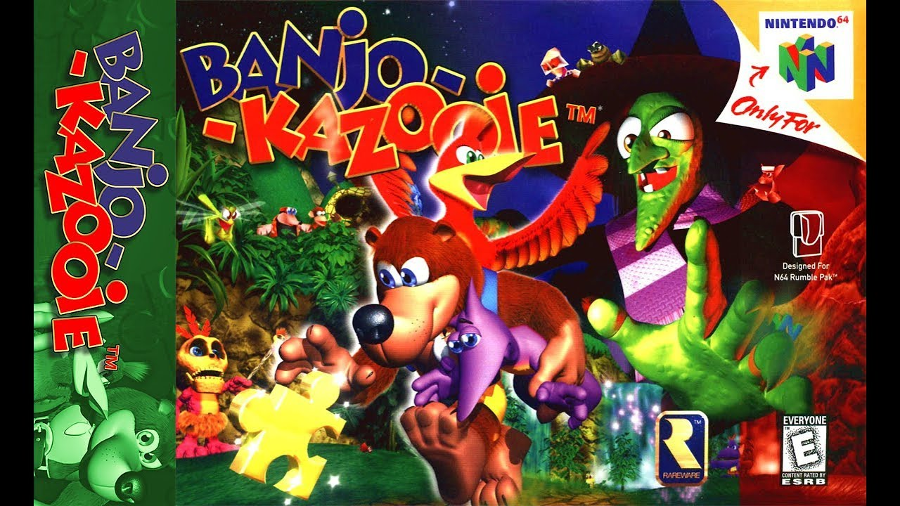 Banjo-Kazooie Original Soundtrack