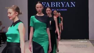 Показ    FABRYAN, Belarus Fashion Week, Осень Зима 2016 17