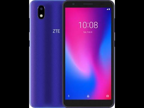 Мобільний телефон ZTE Blade A3 2020 1/32GB NFC Grey