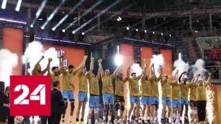 Волейболисты казанского