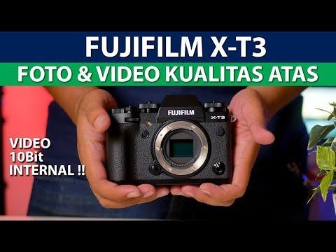 Review Kamera Mirrorless Monsternya Fujifilm | X-T3 Indonesia