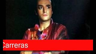 José Carreras: Puccini - Turandot,