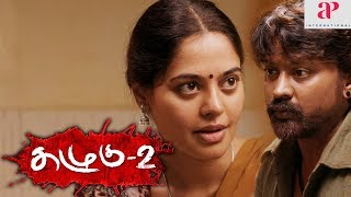 Kazhugu 2 Movie Scenes | Krishna takes care of Bindu Madhavi | Hareesh Peradi discovers a treasure