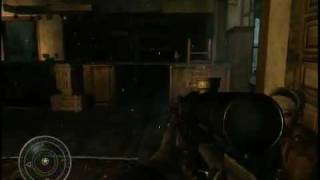 Call of Duty World at War - Mission 4: Vendetta PT. 1