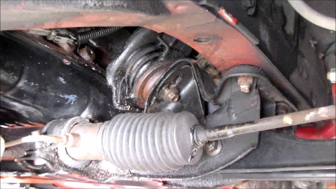 Diy S13 240sx Engine Mount Replacement No Hoist Needed Youtube 93 Nissan Diagram