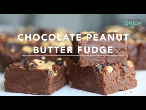 Download Youtube: Chocolate Peanut Butter Fudge