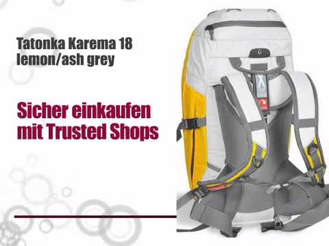 Tatonka Karema 18 lemon/ash grey - outdoor-treasure.de