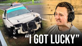 What It's Like To Crash At The Nurburgring | Your Car Stories