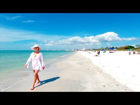 Pass-a-Grille Beach, St. Pete, Florida | Walking Tour