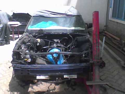 Salvage Titled Write-off accident crash car repair