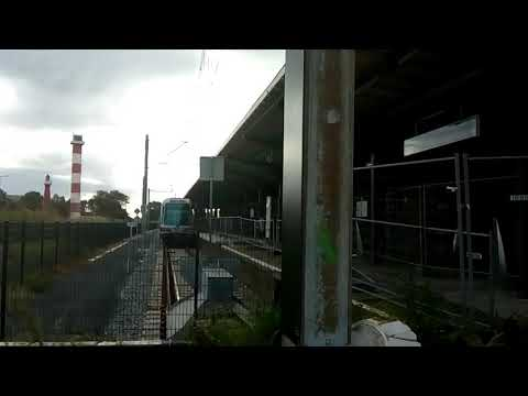 Testrit Metro B Hoek van Holland Haven