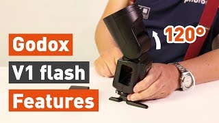 Godox V1 features