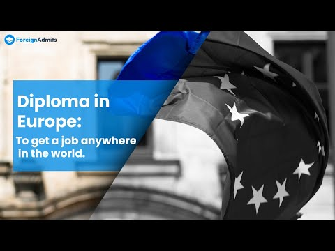 [ W E B I N A R ]    Topic - Master's in Europe
