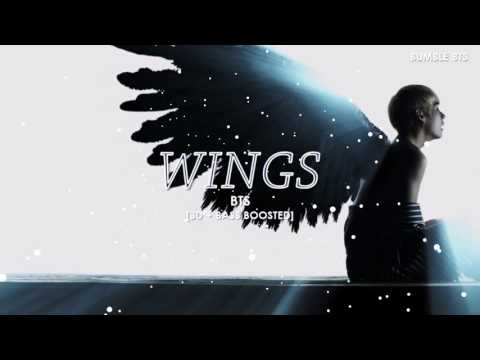 [3D+BASS BOOSTED] BTS (방탄소년단) - OUTRO : WINGS (FULL) | bumble.bts