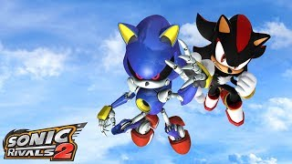 Sonic Rivals 2 (PSP) [4K] - Shadow & Metal Sonic's Story (Metal Sonic)