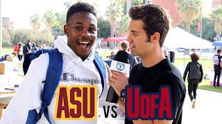 Are You Smarter Than A 5th Grader? ASU vs UofA