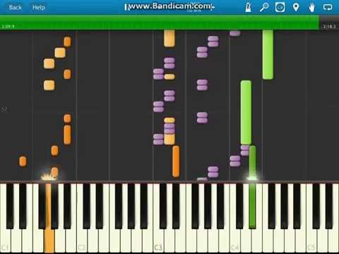 how to connect keyboard to synthesia