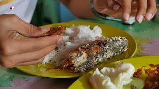 KCHUP MKAN: Pecal Lele Padang Jawa