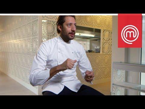 Ospiti dello chef Taglienti al ristorante Lume di Milano | Celebrity MasterChef Italia 2