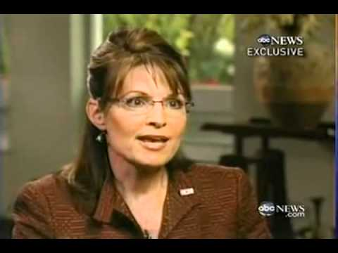Sarah Palin - You Can See Russia From Alaska www.RightFace.us