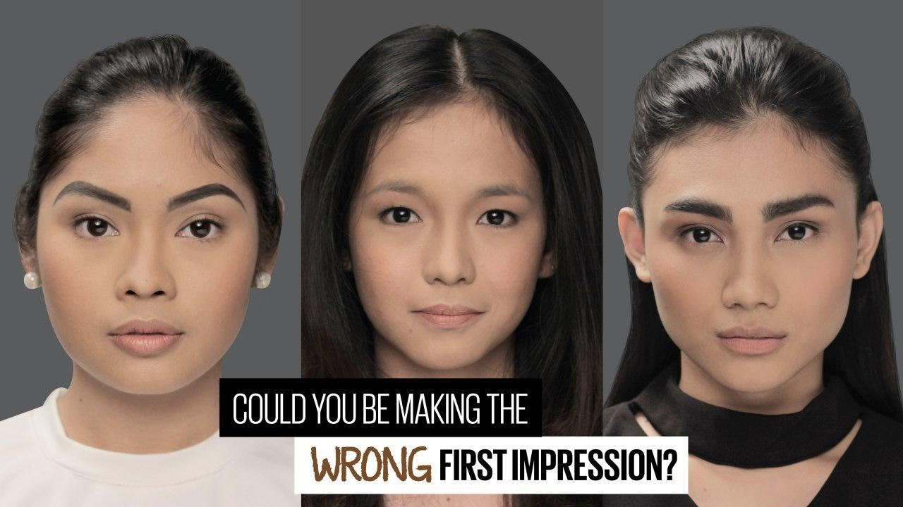 wrong first impressions
