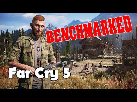 Far Cry 5 Benchmarked - nVidia GeForce Game Ready Driver
