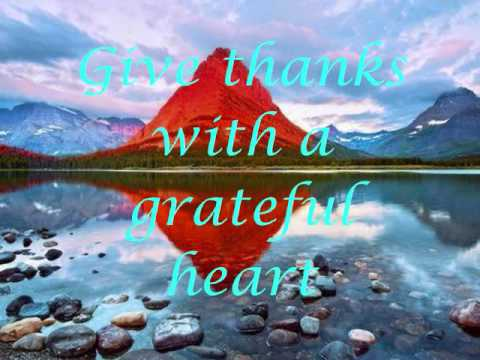 Don Moen - Give Thanks (with Lyrics)