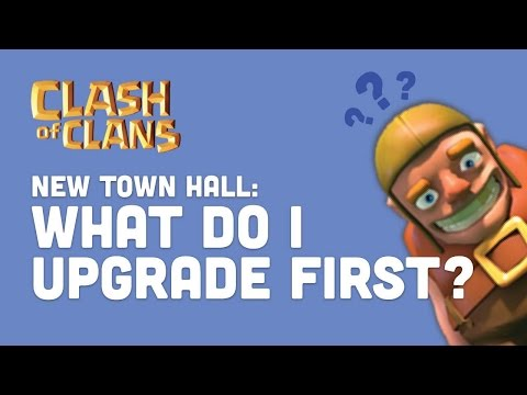 Clash of Clans - Townhall Upgrade Guide