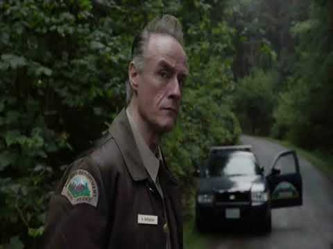 Twin Peaks 2017 Episode 7  Deputy Andy Brennan & Farmer