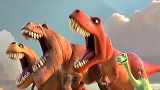The Good Dinosaur: Dino Crossing - Unlocked Dino Butch
