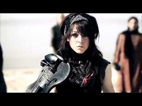 Lindsey Stirling ONLY  Dragonborn  Skyrim