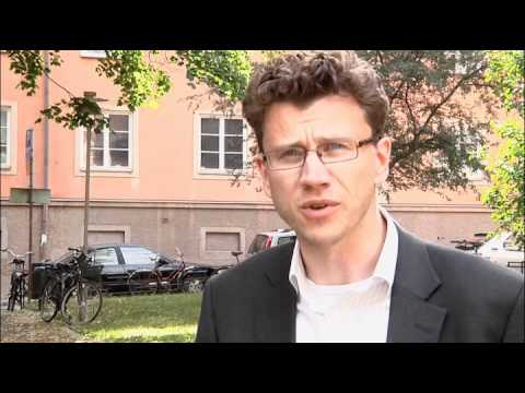 David Cutler i Almedalen hos Skandia