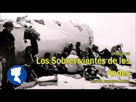 EP 58 • Los Sobrevivientes de los Andes
