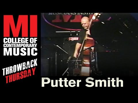 Putter Smith Throwback Thursday From the MI Library