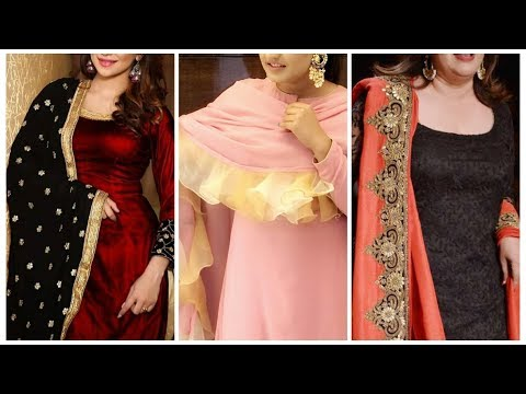 Middle age women's clothing ideas,after marriage dressing style Indian,simple kurti design ideas