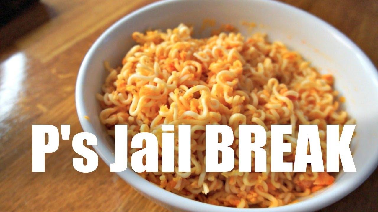 the hook up prison food