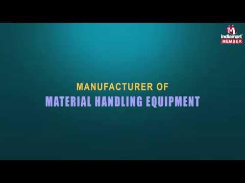 Material Handling Equipment By Apex Industrial Equipments, Chennai