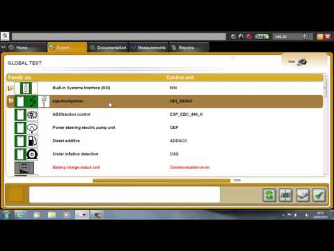 Diagbox Diagnostic - YouTube