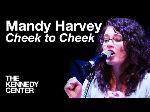 "Mandy Harvey Performs ""Cheek to Cheek"""